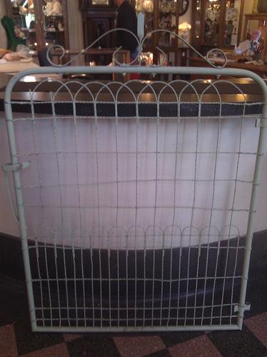 Wish List Vintage Wire Garden Gate Nest Vintage Modern
