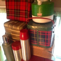 The vintage camper stash, she grows!