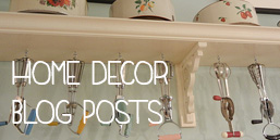 home decor posts