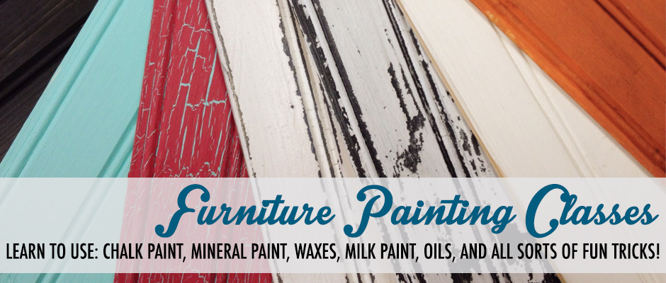 Furniture painting classes in chicago nest vintage modern for Painting class chicago